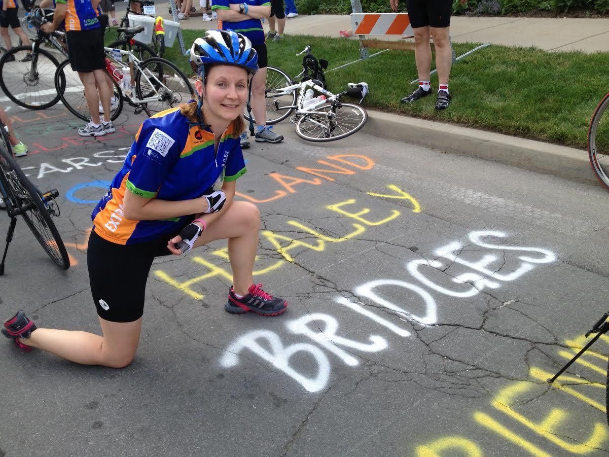 Meet 2017 Empire State Rider Donna Bridges