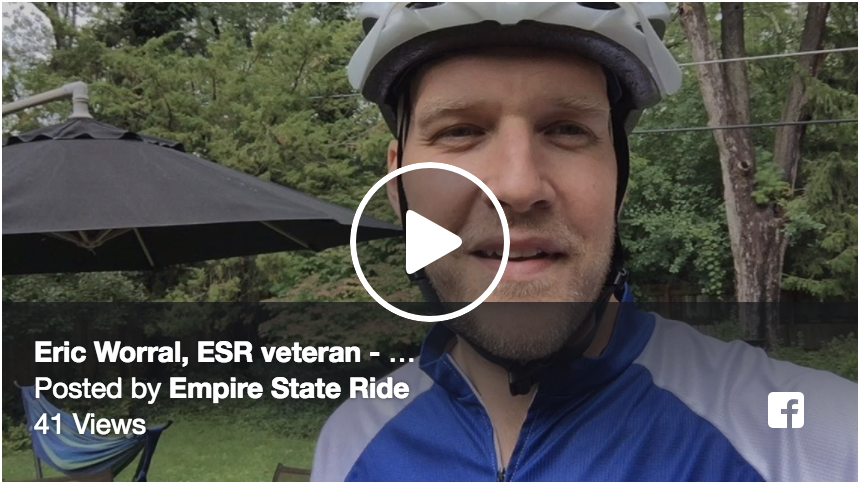 Why should I register for the Empire State Ride?