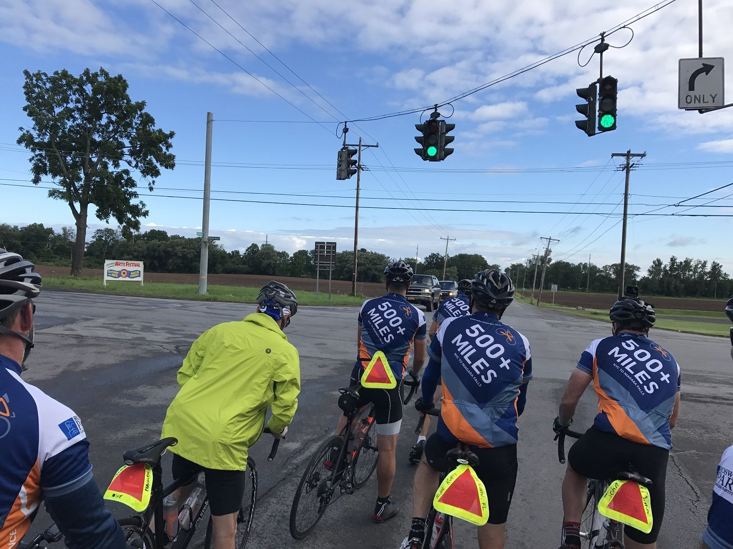 Keep Your Fundraising Going While on the Road for #ESR19