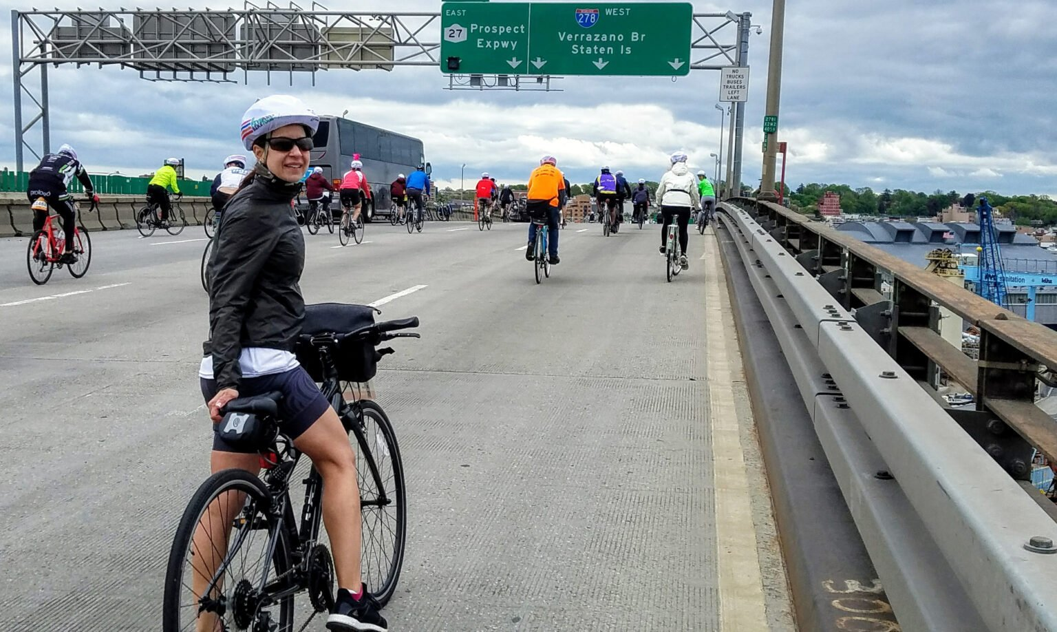 New Rider Q&A: Kimberly Evering – Gal on the Go
