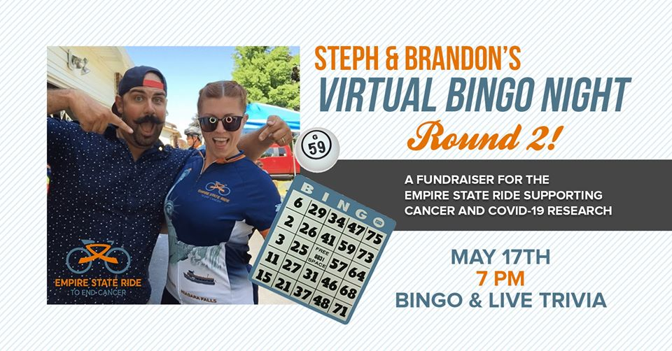 BINGO: Get Inspired for Your Next Virtual Fundraiser