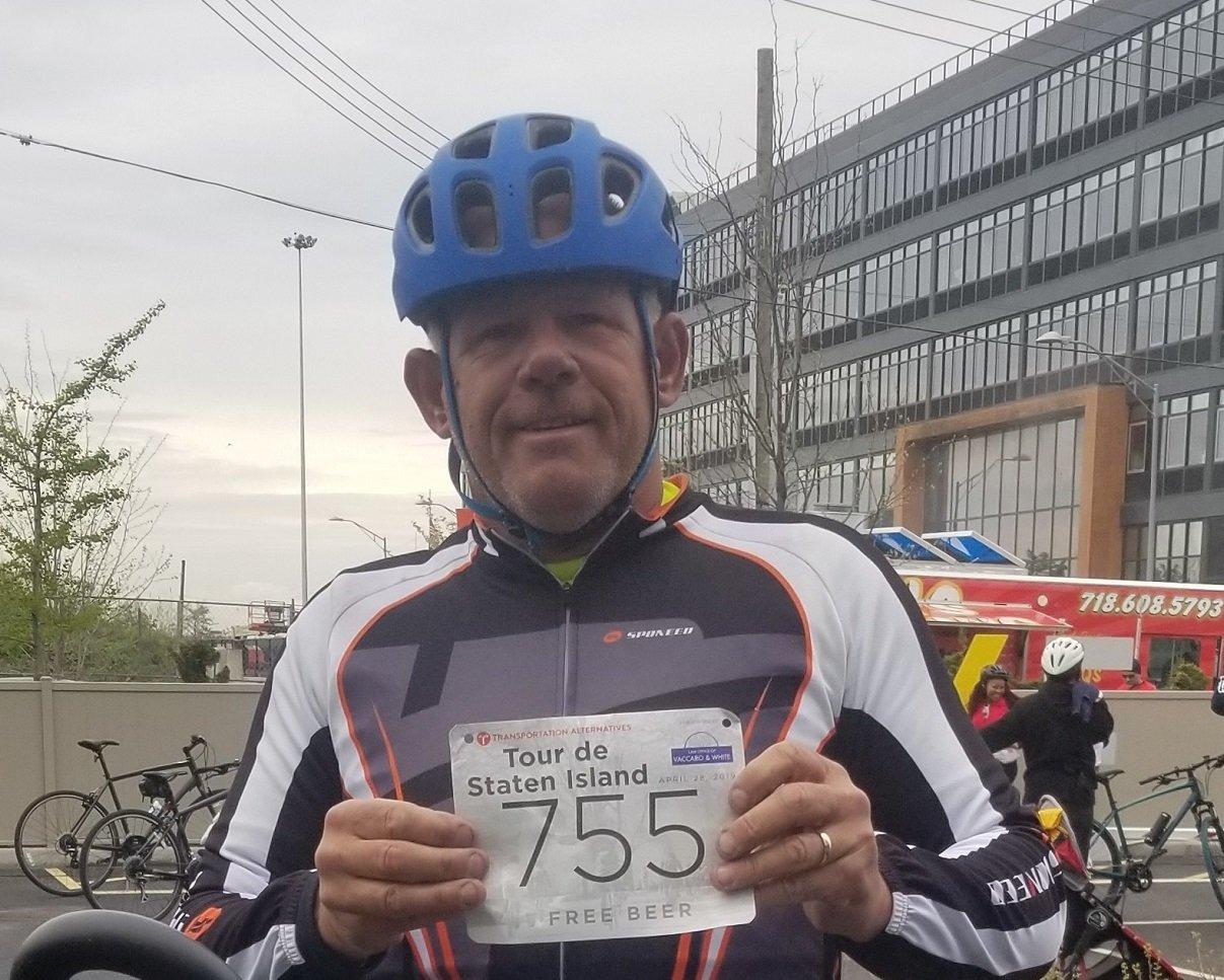 New Rider Q&A: Harold Bolton