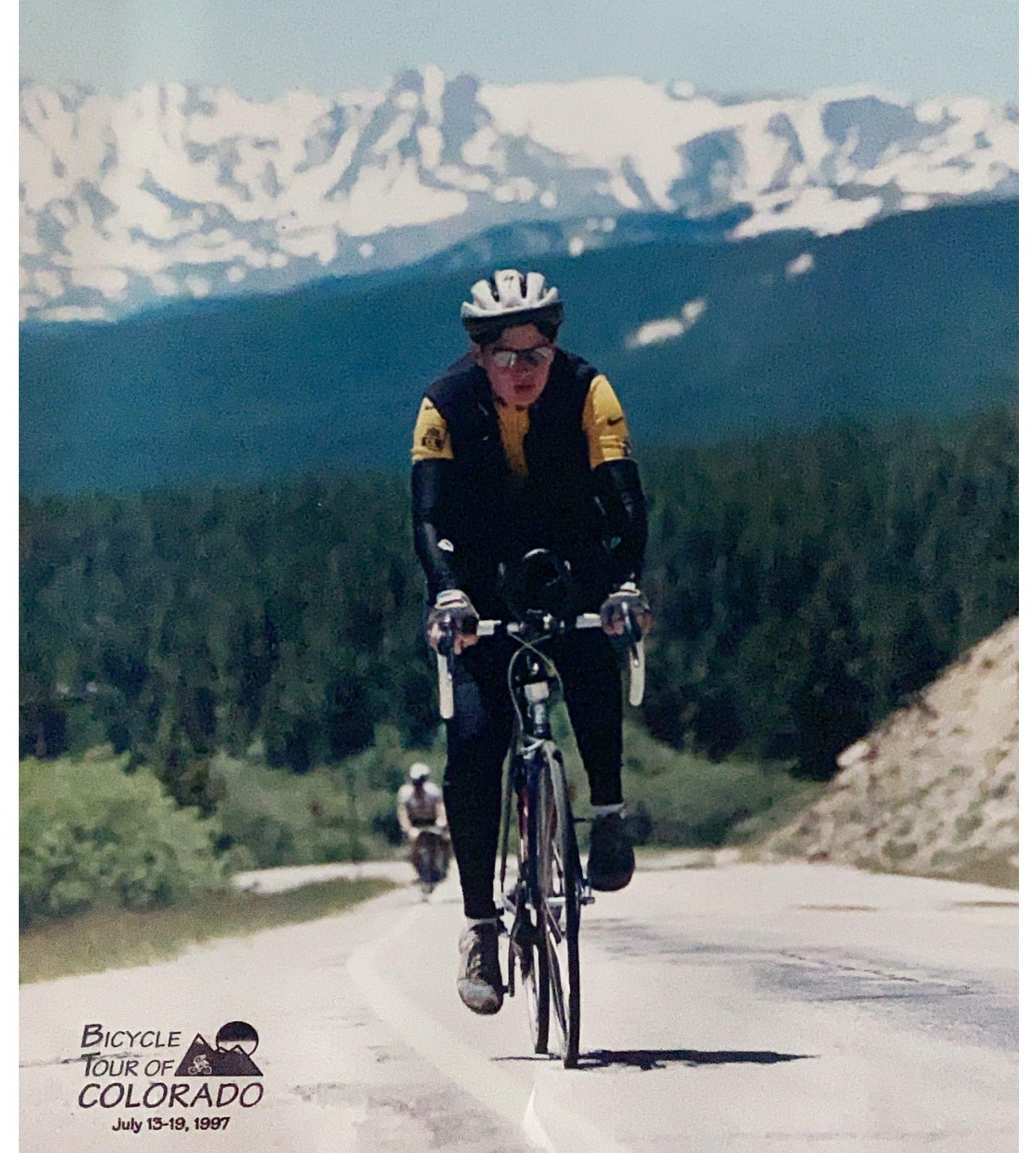 Julie Bike 3